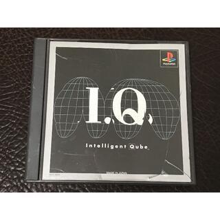 プレイステーション(PlayStation)の下限 ★ 動作品 PS ★ I.Q Intelligent Qube(家庭用ゲームソフト)
