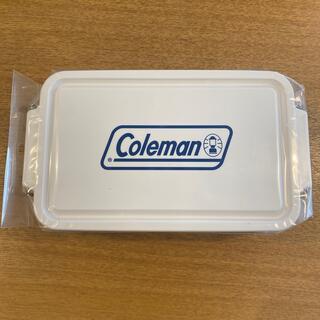 コールマン(Coleman)のコールマン ランチボックス 750ml 白 ホワイト(弁当用品)