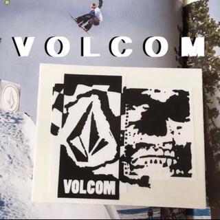 ボルコム(volcom)のVOLCOMボルコムUSA限定 激レア非売品UPアート ステッカー ラスト2(その他)