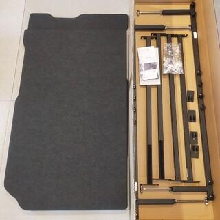 三菱 - 美品 デリカD5 MGR ショートベッドキット パンチカーペット 車中泊