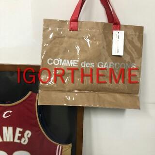COMME des GARCONS - COMME des GARCONS トートバッグ 渋谷限定