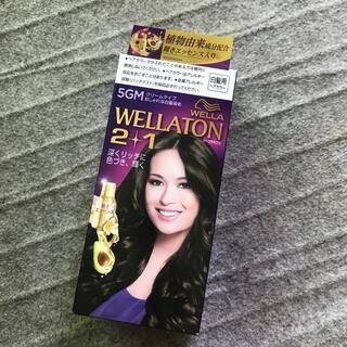 ウエラ(WELLA)のウエラトーン ツープラスワン クリームヘアカラーa 5GM(白髪染め)
