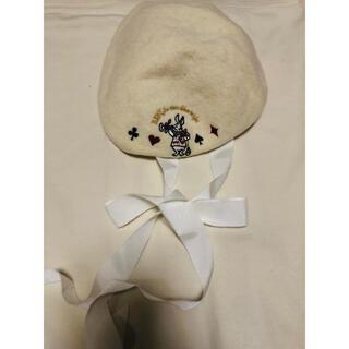 ベイビーザスターズシャインブライト(BABY,THE STARS SHINE BRIGHT)のBABY,THE STARS SHINE BRIGHT ベレー帽トランプ(ハンチング/ベレー帽)