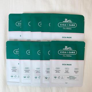 Dr. Jart+ - VT cosmetics CICA MASK シカマスク c10枚セット