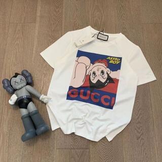 Gucci - g家2021夏の漫画男女半袖 ww