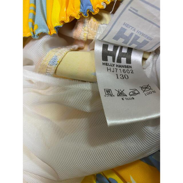 HELLY HANSEN(ヘリーハンセン)のヘリーハンセン H/H 子ども水着 キッズ/ベビー/マタニティのキッズ服男の子用(90cm~)(水着)の商品写真