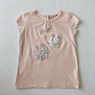 Bonpoint - bonpoint ボンポワン さくらんぼ チェリー Tシャツ 3A