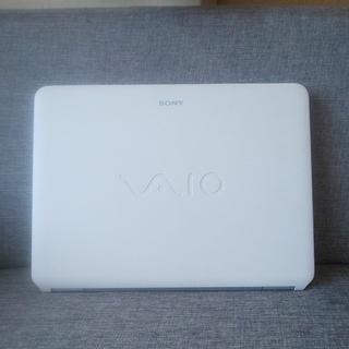 SONY - 【ジャンク品】ソニー VAIO ノートパソコン Vista  VGN―NR72B