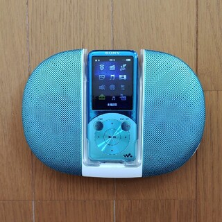 WALKMAN - 【匿名配送】ソニー ウォークマン NW-S754  Blue