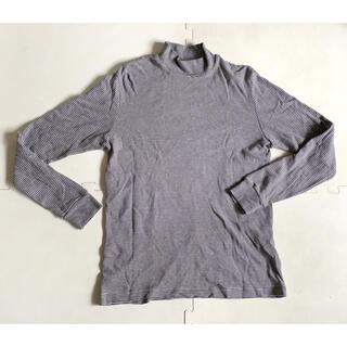 ユニクロ(UNIQLO)のUNIQLO ハイネックカットソー(Tシャツ/カットソー(七分/長袖))