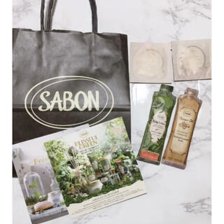 SABON - サボン サンプルセット¨̮ ¨̮ ¨̮