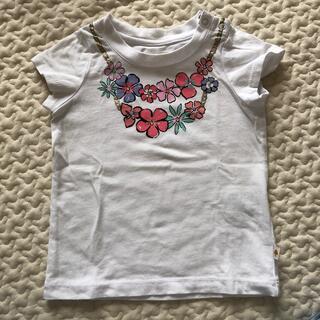 ケイトスペードニューヨーク(kate spade new york)のケイトスペード お花Tシャツ(Tシャツ)