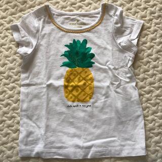 ケイトスペードニューヨーク(kate spade new york)のケイトスペード パイナップルTシャツ(Tシャツ)