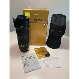 Nikon - Nikon 70-200mm f/2.8E FL ED VR、Arcrest