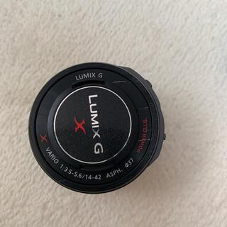 Panasonic - LUMIX G X VARIO PZ 14-42mm/F3.5-5.6 ASPH