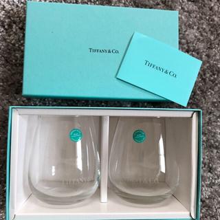 ティファニー(Tiffany & Co.)のティファニー グラス タンブラー【TIFFANY&Co.】(タンブラー)