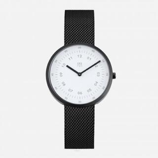 ビューティアンドユースユナイテッドアローズ(BEAUTY&YOUTH UNITED ARROWS)のmaven マベンウォッチズ PAPILLON MESH 34mm 未使用新品(腕時計)