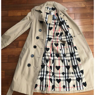 BURBERRY - 新品 人気のバーバリのコート
