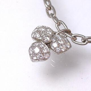 Tiffany & Co. - ティファニー pt950 ペタル ブレスレット ダイヤ ブレス プラチナ