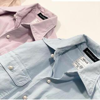 MADISONBLUE - MADISONBLUE パールシャツ ピンク