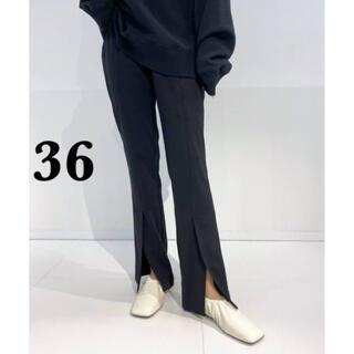 L'Appartement DEUXIEME CLASSE - CINOH/チノ 別注 センターベンツストレッチパンツ AP STUDIO 36