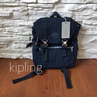 キプリング(kipling)の新品★kipling マスコット付き リュック キプリング(リュック/バックパック)