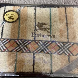 BURBERRY - Burberry  バスタオル 一枚