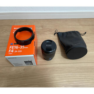 ソニー(SONY)のFE16-35F4 SEL1635Z  ソニー カメラレンズ アルファ(レンズ(ズーム))