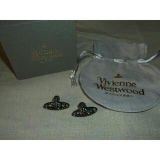 Vivienne Westwood - ヴィヴィアンウエストウッドピアス ブラック