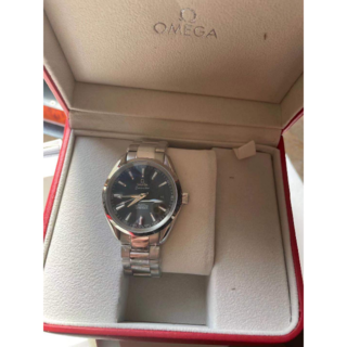 OMEGA - 極美品 オメガ レイルマスター