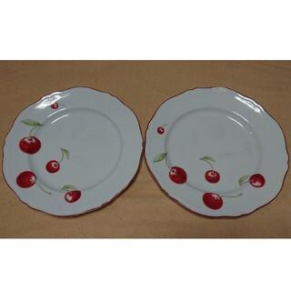 リチャードジノリ(Richard Ginori)のリチャードジノリ アンティコチェリー 大皿 27cm(食器)