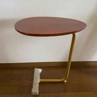 ACTUS - オリジナル高級サイドテーブル別荘テーブル北欧木製1脚コーヒーテーブル