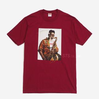 シュプリーム(Supreme)の貴重 Supreme - Pharoah Sanders Tee フォトT xl(Tシャツ/カットソー(半袖/袖なし))