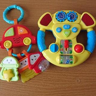 ニシマツヤ(西松屋)の西松屋  玩具2つセット(知育玩具)
