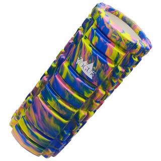 新品 マーブルブルー フォームローラー ヨガ 筋膜リリース ストレッチ(ヨガ)
