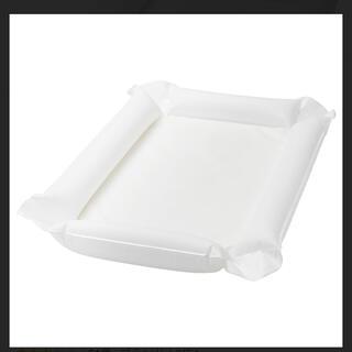 イケア(IKEA)のIKEA イケア ベビーケアマット ホワイト 白  SKOTSAM (その他)
