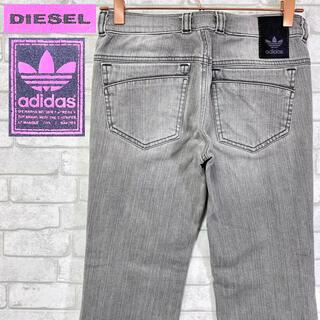 DIESEL - DIESEL × adidas ディーゼル アディダス シューカット W26