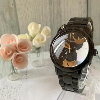 TSUMORI CHISATO - 【美品】TSUMORI CHISATO 腕時計 ドリーミーガール ブラック
