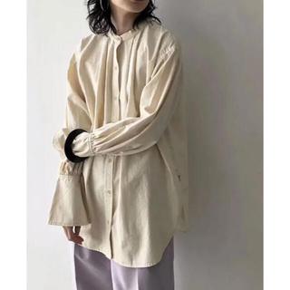 TODAYFUL - 【週末限定価格】TODAYFUL スタンドカラーヴィンテージシャツ