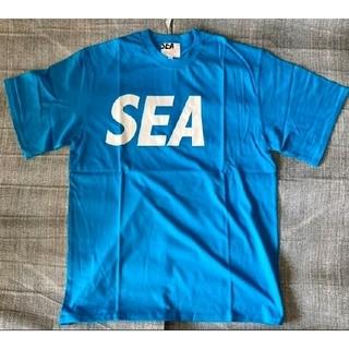 SEA - 【Lサイズ】ウィンダンシー Tシャツ 半袖 WINDANDSEA madness