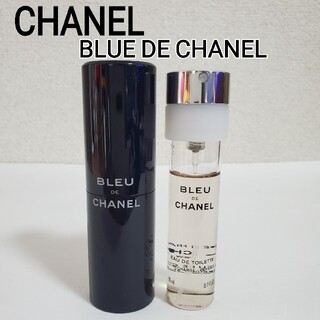 CHANEL - CHANEL ブルードゥシャネル メンズ トラベルスプレイ 香水