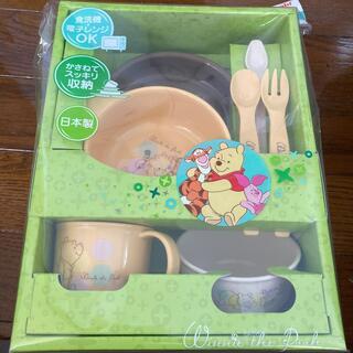 combi - 【新品 未使用】コンビ くまのプーさん スマイル食器セット