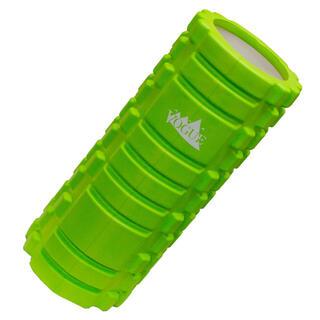 新品 グリーン フォームローラー ヨガ 筋膜リリース ストレッチ(ヨガ)