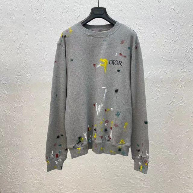 Dior(ディオール)の●DIOR●オーバーサイズ・スウェット・シャツ メンズのトップス(スウェット)の商品写真
