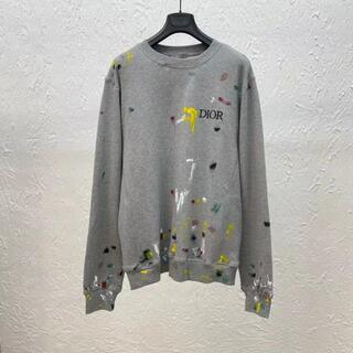 Dior - ●DIOR●オーバーサイズ・スウェット・シャツ
