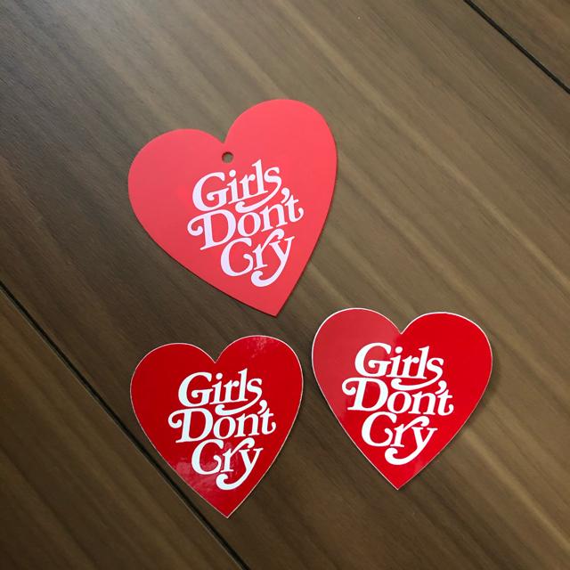 Supreme(シュプリーム)のパピィ様専用 L girls don't cry ガールズドントクライ メンズのトップス(スウェット)の商品写真