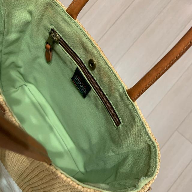IL BISONTE(イルビゾンテ)のイルビゾンテ⭐️カゴバッグ レディースのバッグ(ハンドバッグ)の商品写真
