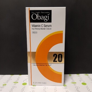 Obagi - 【リニューアル品・新品・未開封】オバジ C20 セラム 15ml入り・箱付き