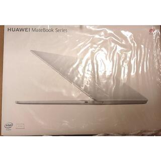 ファーウェイ(HUAWEI)の Huawei ノートパソコン MateBook 13/i5-8G-512G(ノートPC)