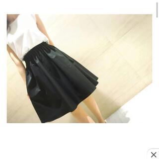 エムプルミエ(M-premier)のMプルミエ m's select タックフレアスカート  38(ひざ丈スカート)